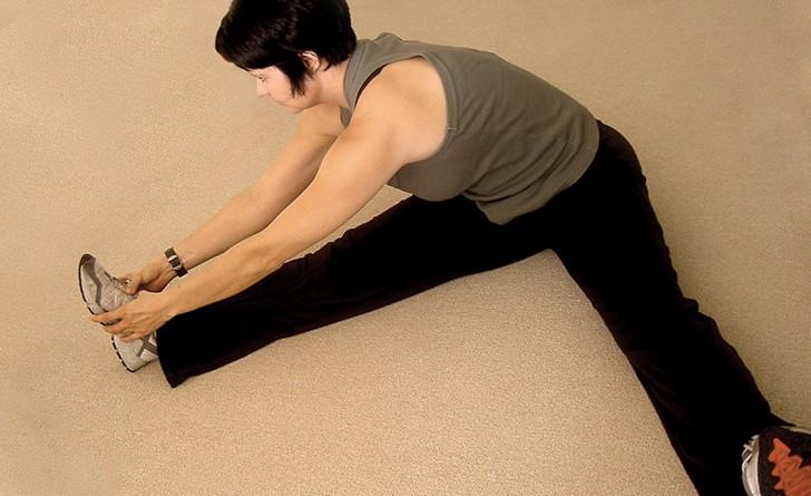 Диета и упражнения для похудения