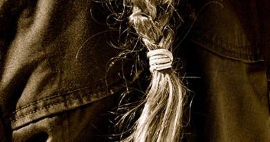 стресс для волос