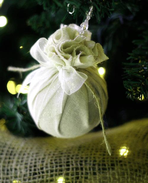 Новогодние шары своими руками для елки
