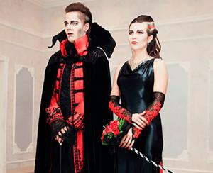 свадьба вампиров
