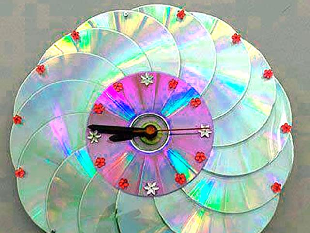Шкатулка из дисков своими руками фото 174