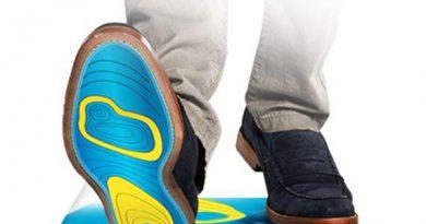 Гелевые стельки Sholl Gelactiv — комфорт для ваших ног. Обзор товара!