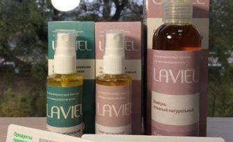 Обзор товара — Комплекс Laivel для восстановления волос: шампунь, мицеллярный спрей, сыворотка