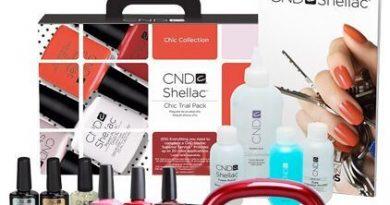 Стартовый набор для шеллака CND Shellac — делать маникюр дома просто!