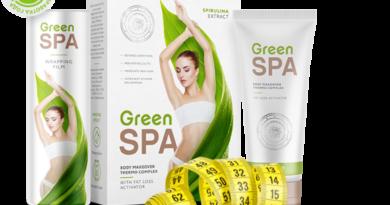 Комплекс для домашнего обертывания GreenSpa