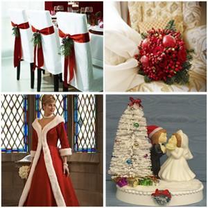 свадьба в рождество
