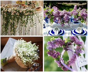 весенняя свадьба идеи