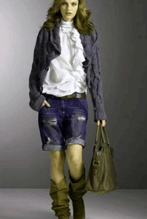 стиль кэжуал в одежде