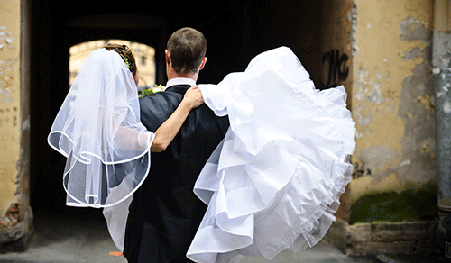 свадебные приметы и суеверия