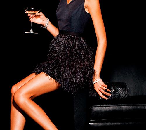 маленькое черное платье фото