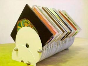 поделки из старых дисков